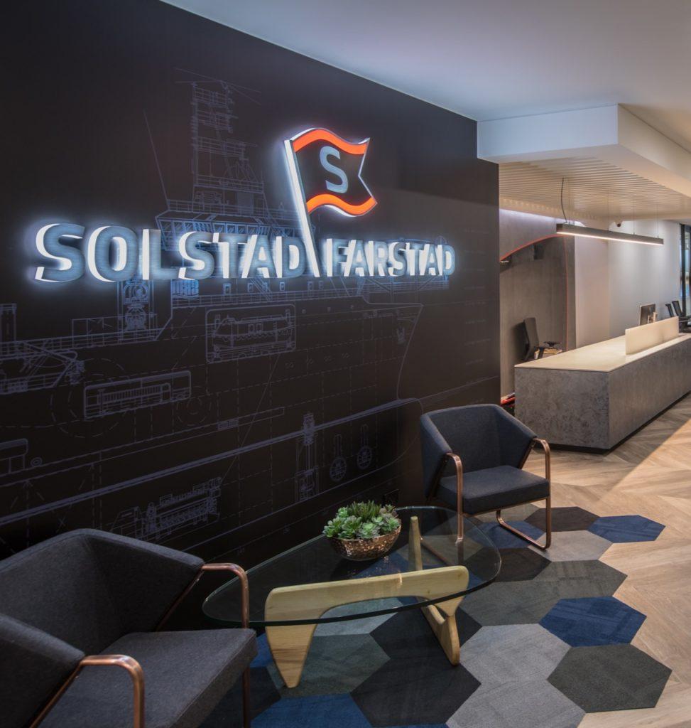 Solstad Farstad Interior Design