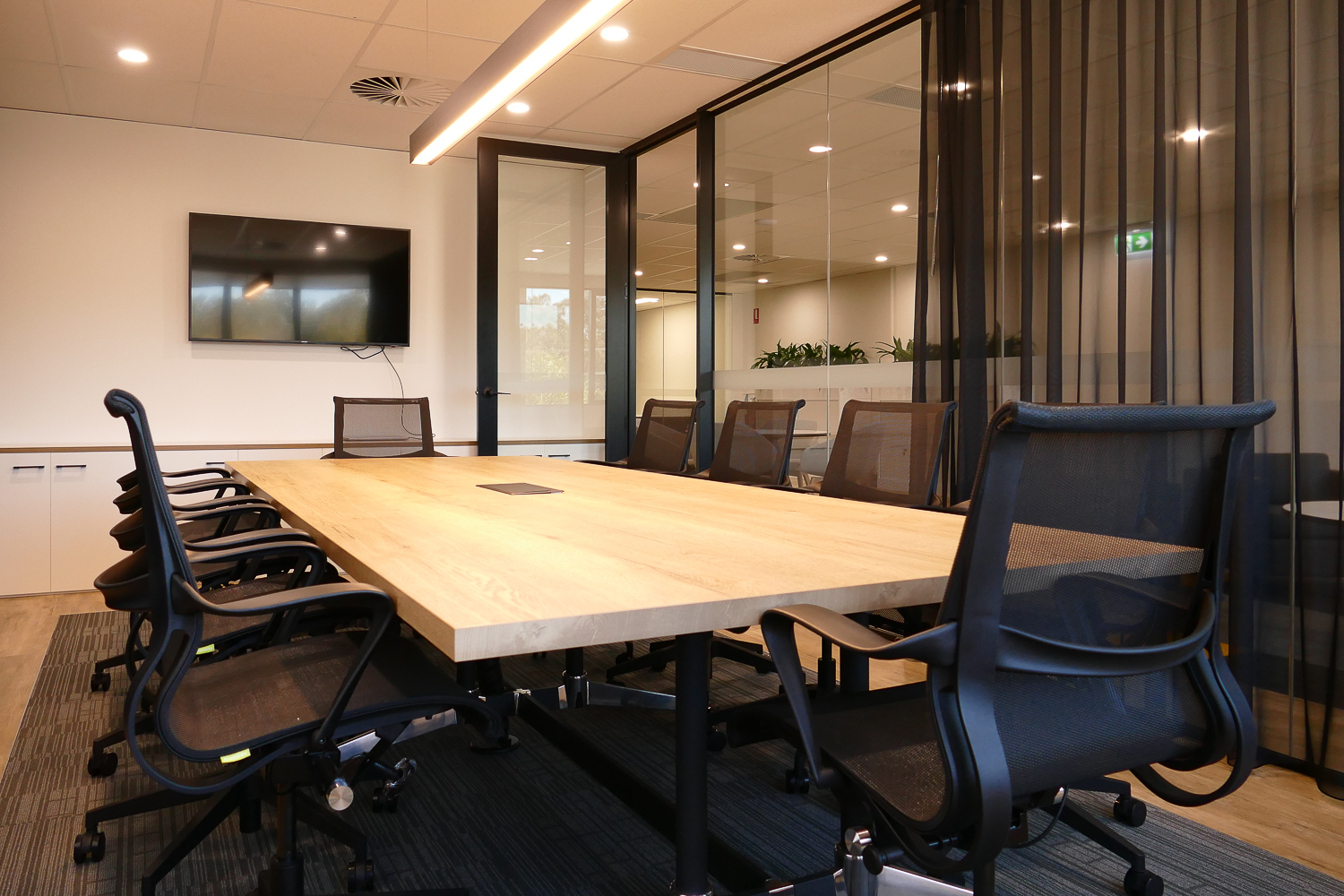 Office Fitouts Perth