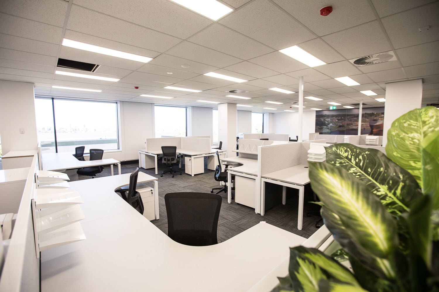 Office furniture partitioning perth